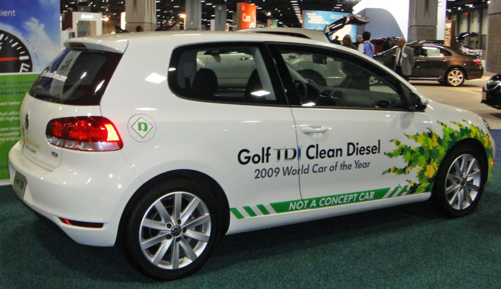 VW auf einer US-amerikanische Automesse (Foto: Kickaffe / CC BY)